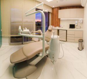 Consultório da StudioUno Odontologia em Brasília DF