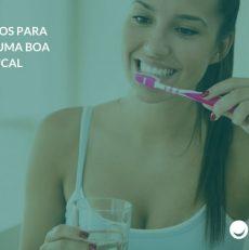 8 cuidados para manter uma boa saúde bucal