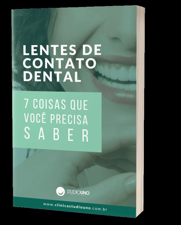 E-book sobre Lentes de Contato Dental - StudioUno Odontologia Brasília DF